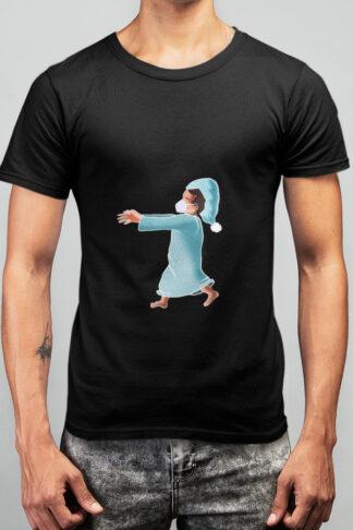 Impfwahn Herren-Premium-T-Shirt Vorne